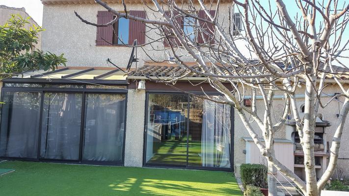 Location maison climatis e avec piscine hors sol avignon for Avignon location maison
